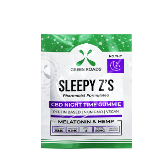 Green Roads - 50MG SLEEPY Z - 2CT