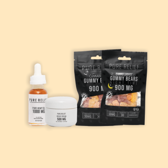 Pure Relief - Daily Dose Bundle