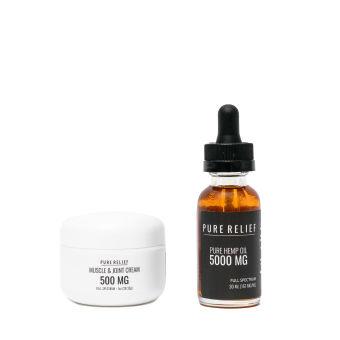 Pure Relief - Premium Relief Bundle