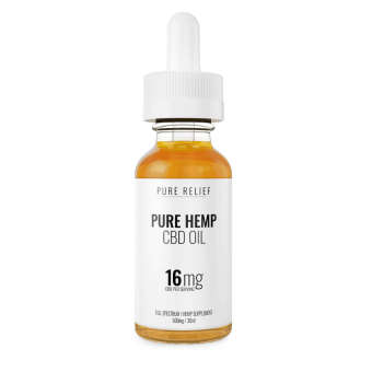 Pure Relief - Full-Spectrum CBD Oil 500mg