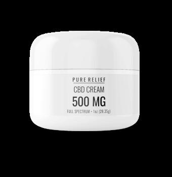 Pure Relief - CBD Cream
