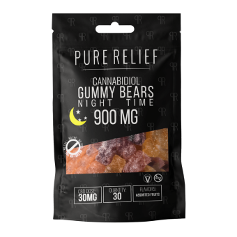 Pure Relief - CBD Gummies (Night time)