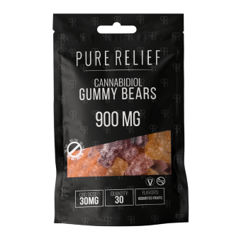 Pure Relief - CBD Gummies (Day time)