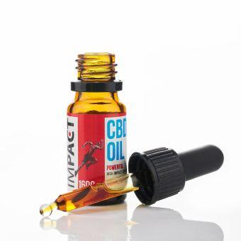 IMPACT - CBD Oil for Men – 1600mg