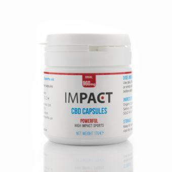 IMPACT CBD Capsules