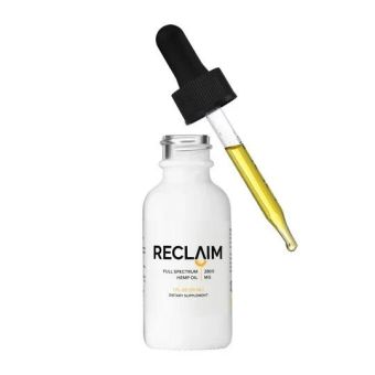 Reclaimlabs - New! 2800mg Full-Spectrum Hemp Oil