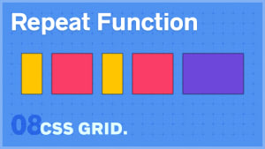 CSS Grid repeat function