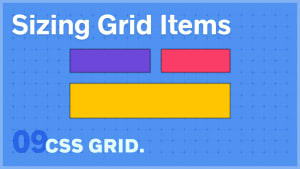 Sizing Grid Items