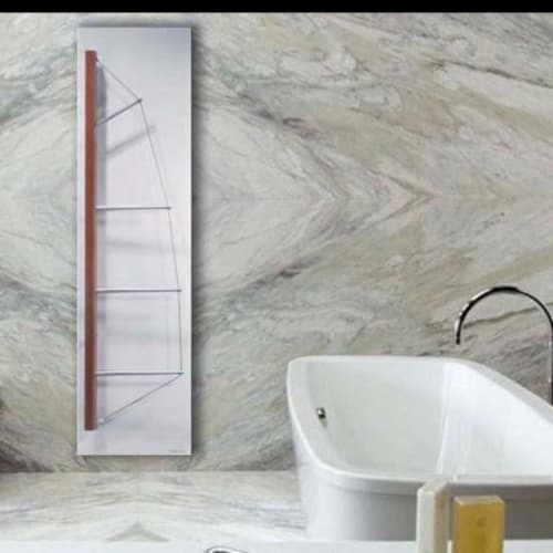Furniture by CINIER Americas at Private Residence, Paris, Paris - Yacht Towel Warmer
