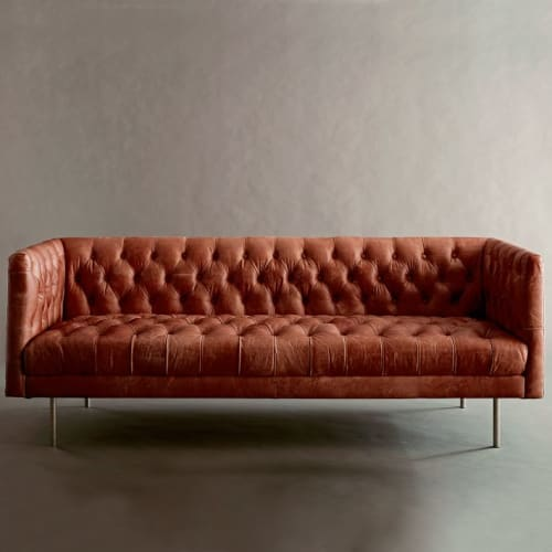 ... Couches U0026 Sofas By West Elm At The Joshua Tree Casita, Joshua Tree    Modern