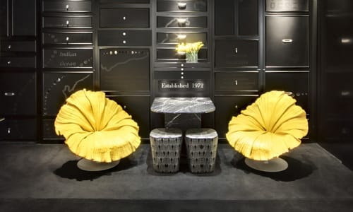 Chairs By Kenneth Cobonpue At Linneys Jewelry Store, Westfield, Sydney,  Sydney   Bloom