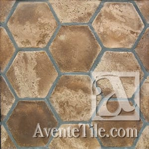 Tiles by avente tile wescover tiles by avente tile at the royal washington arabesque hexagon tiles ppazfo