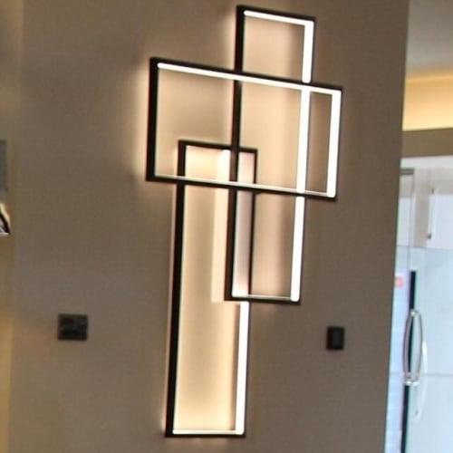Lighting by CINIER Americas at Private Residence, Paris, Paris - Trio LT