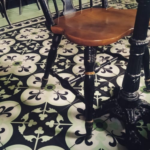 See fleur de lis clover polished tiles by avente tile at the coronet tiles by avente tile at the coronet tucson fleur de lis clover ppazfo