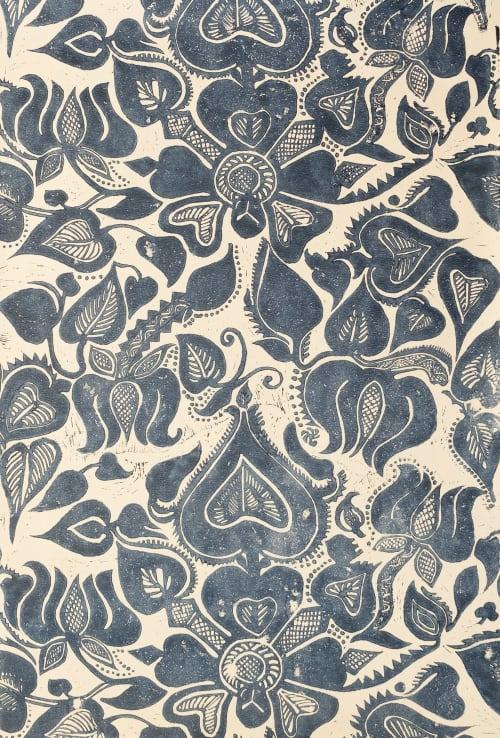 Wallpaper by Paper Mills, Inc. at CLOTH & KIND, Ann Arbor - Shanti - Tout de Suite