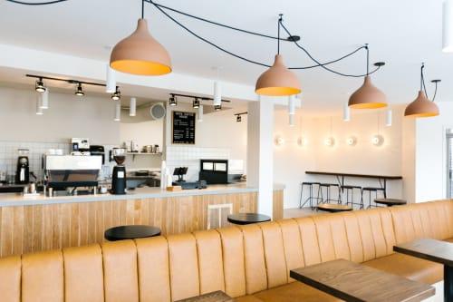 Pendants by FOLK at Nova Coffee House, Calgary - Abigail Pendants