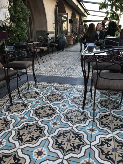 See mission cement tiles by avente tile at perch los angeles wescover tiles by avente tile at perch los angeles mission cement tiles ppazfo