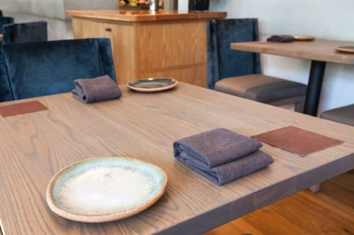Tableware by Mary Mar Keenan at Nightbird, San Francisco - Plates and Serving Pieces