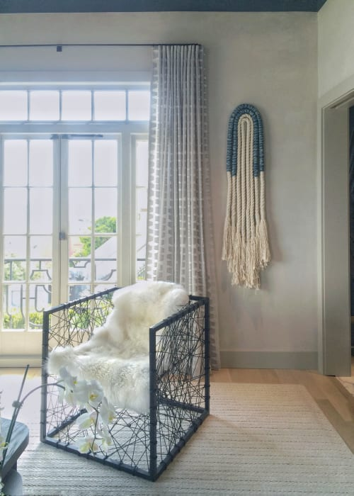 Wall Hangings by Liz Robb at Private Residence, San Francisco, CA, San Francisco - San Francisco Decorator Showcase, 2016