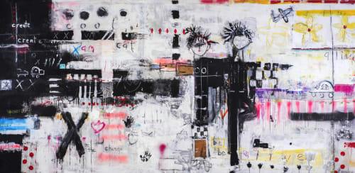 Paintings by Amadea Bailey
