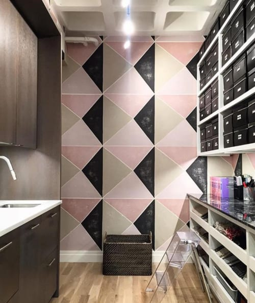Wallpaper by Paper Mills, Inc. at Wesley Moon Inc, New York - Tania