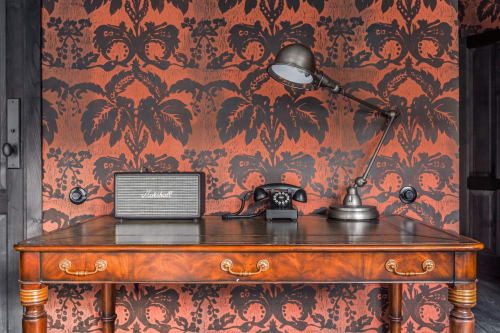 Wallpaper by Paper Mills, Inc. at Rooms Hotel Tbilisi, Tbilisi - Olivia