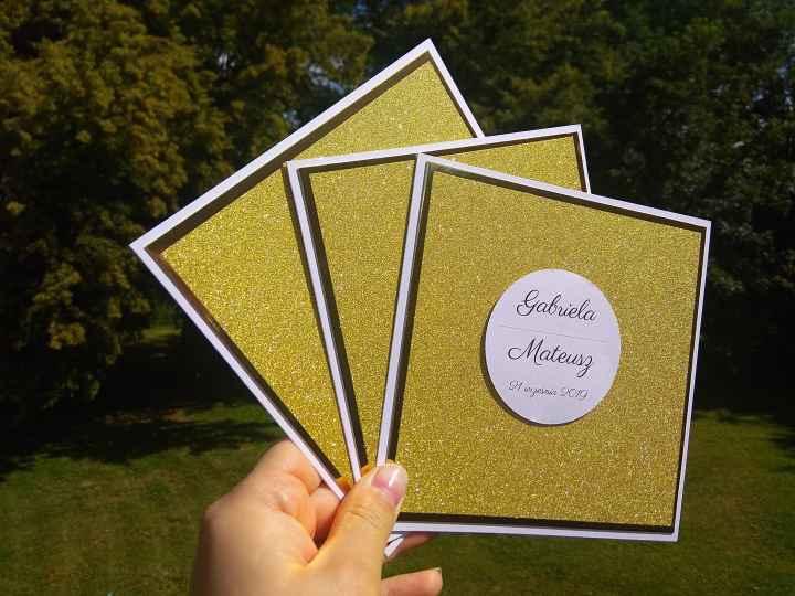 Zaproszenia, winietki, zawieszki - papeteria ślubna, dekoracje, plany stołów i inne