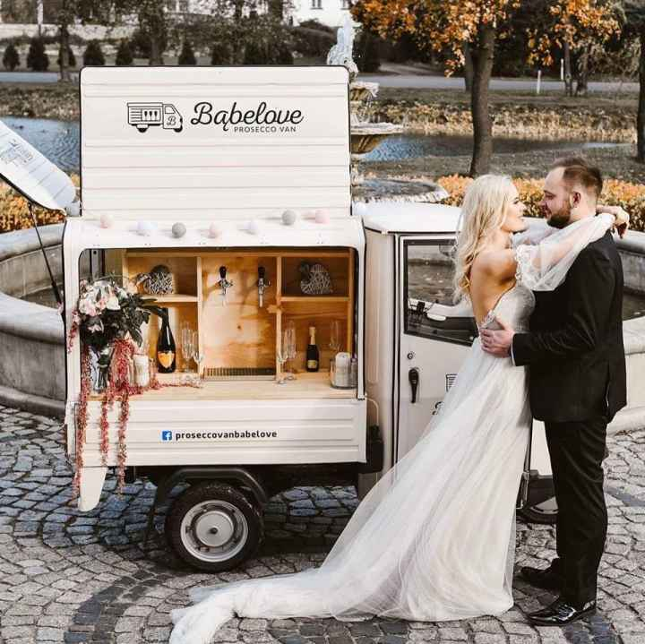 Bąbelove Prosecco Van - Mobilny Bar