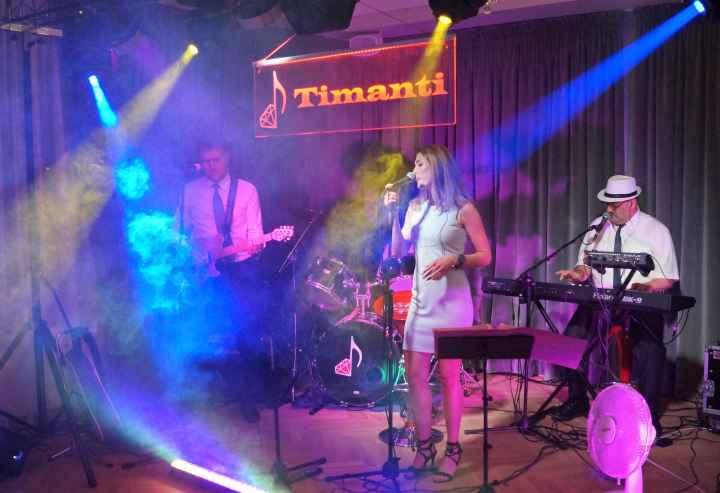 Zespół na wesele - Timanti. Najlepsza muzyka! Taniec w chmurach!