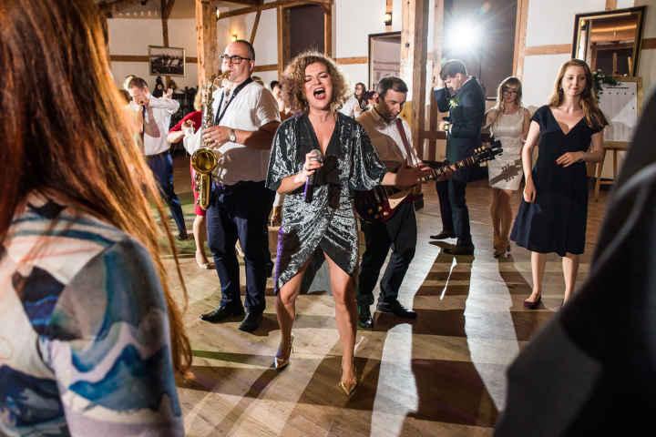 Zespół muzyczny ALIBI - najlepszy zespół na wesele!