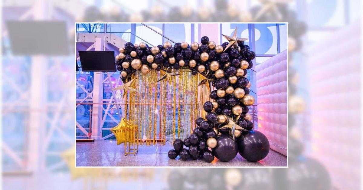 Efekt Wow dekoracje na przyjęcia