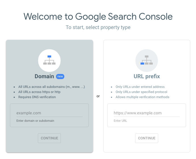google search console in greece -  weship.gr
