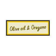 Olive Oil & Oregano