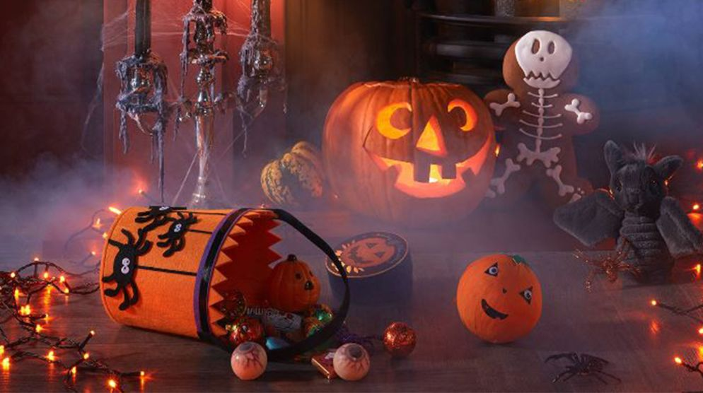 Half-Term Halloween Hunt
