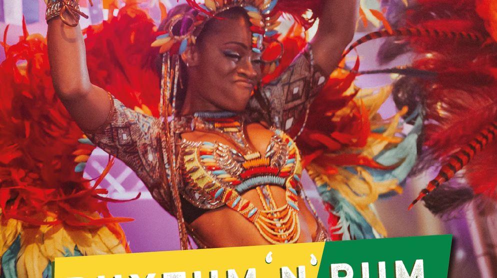 Rhythm 'N' Rum Event