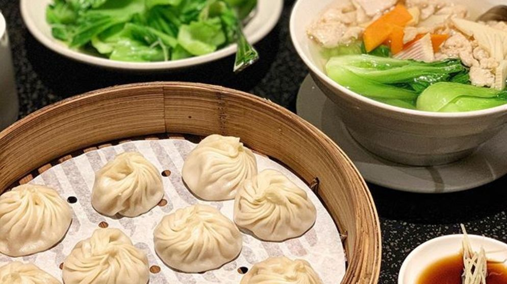 Din Tai Fung Outdoor Dining Now Available