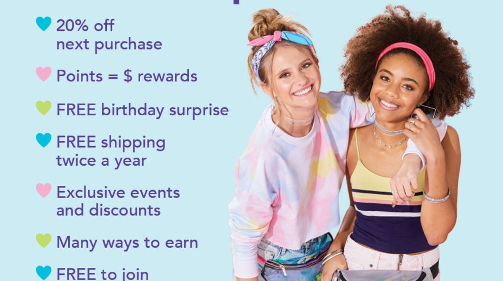 Claire's Rewards