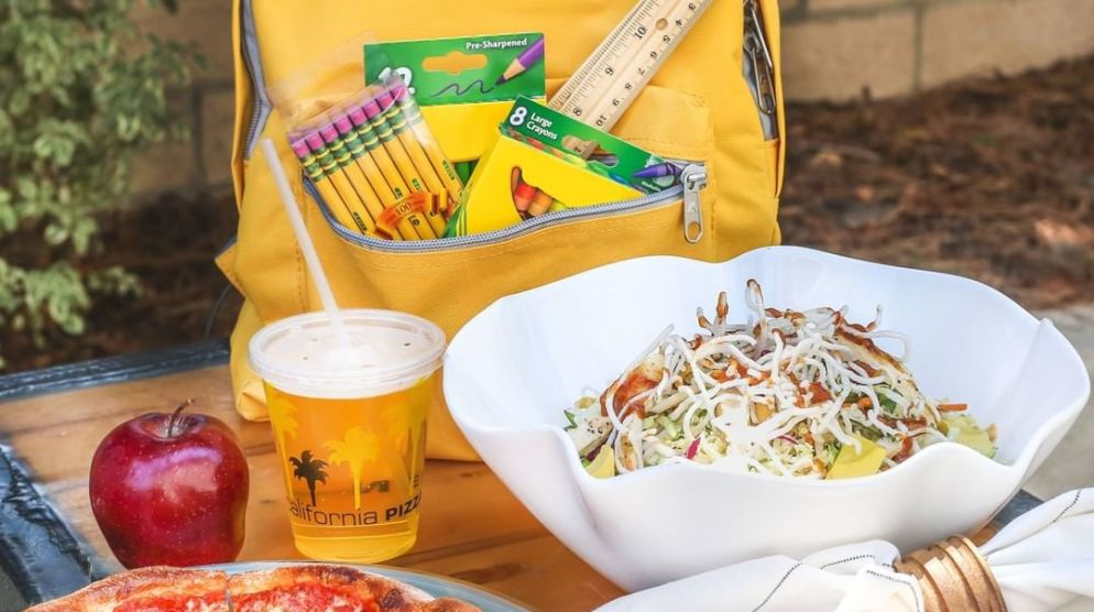 CPKIds Meals for $3 With Adult Meal Purchase