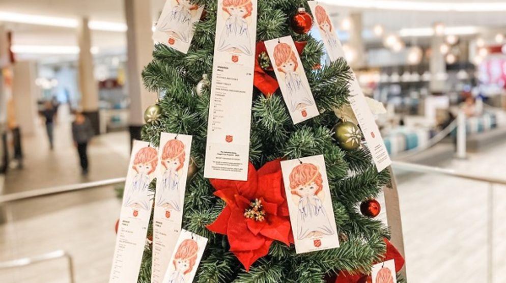 The Salvation Army Angel Tree Program