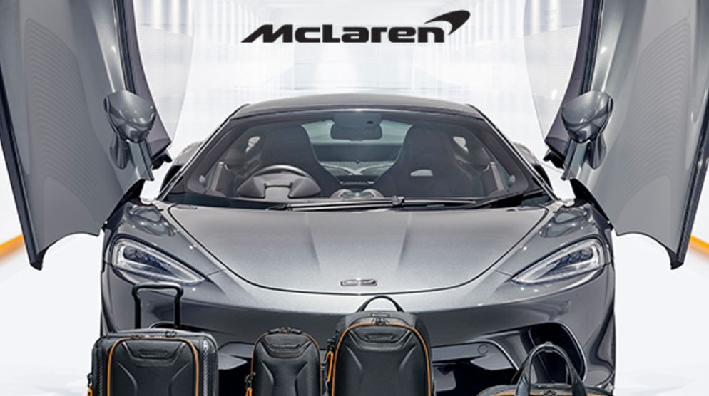 McLaren Collection Now Available