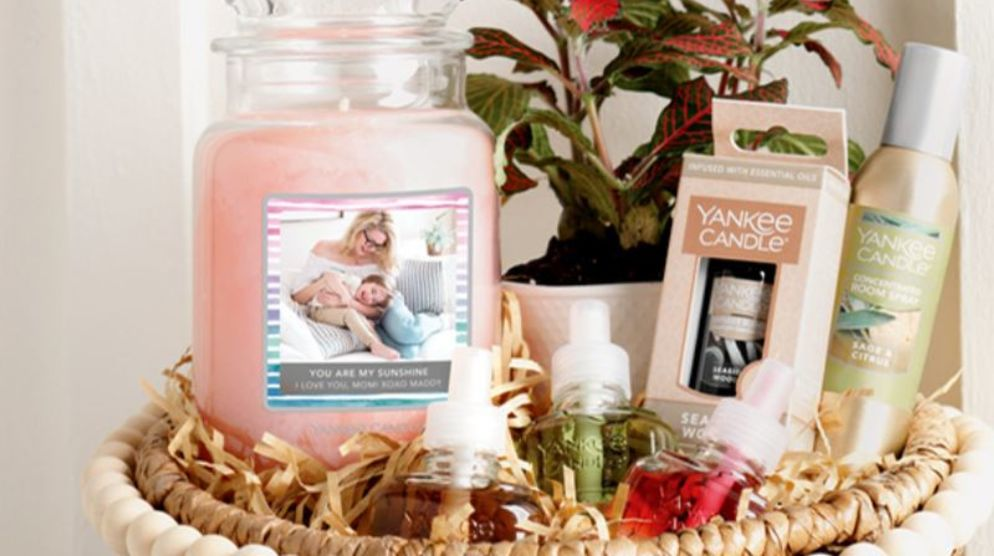 Mother's Day Specials at Yankee Candle