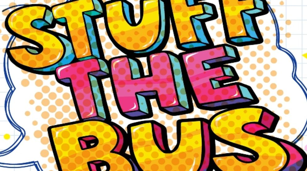 Stuff the Bus Back-To-School Supply Drive