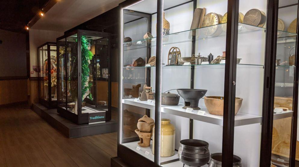 Island Space: Caribbean Museum