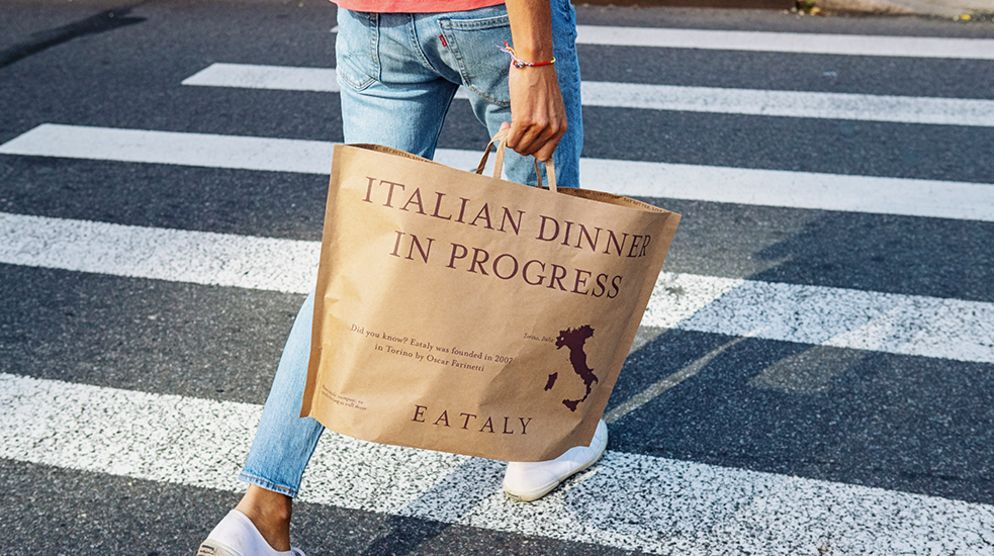 Sale-A Brate at Eataly