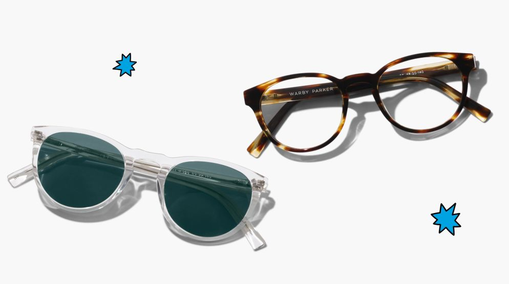 Warby Parker End of the Year Treat Campaign