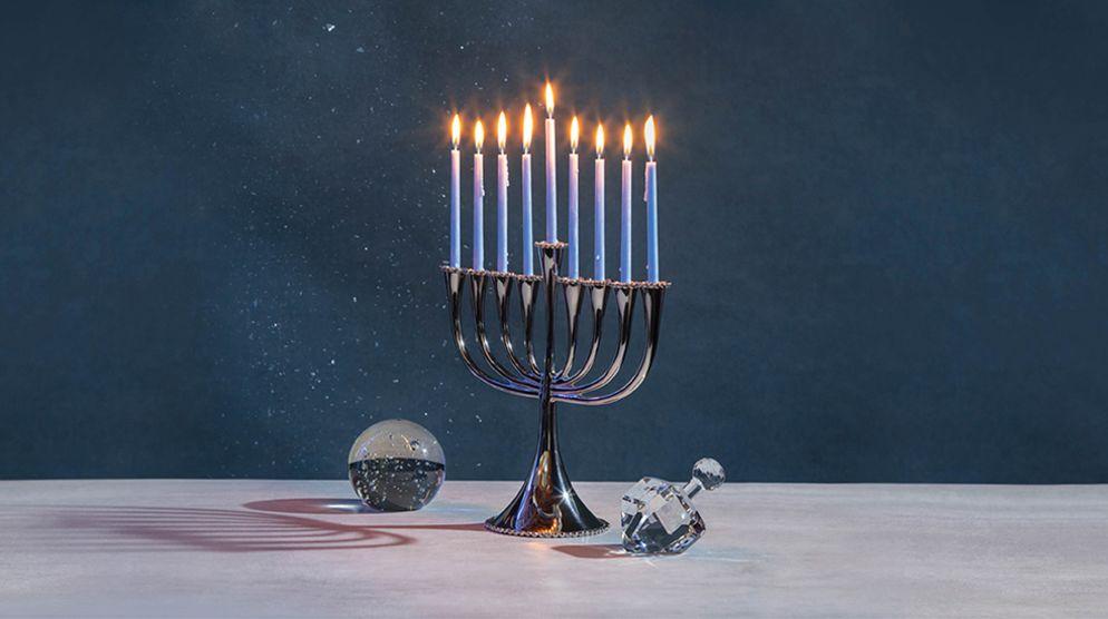 Hanukkah At Home