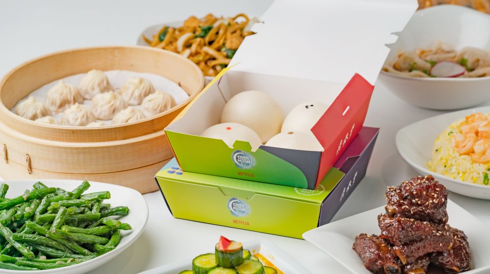 DIN TAI FUNG X NETFLIX'S OVER THE MOON COLLABORATION