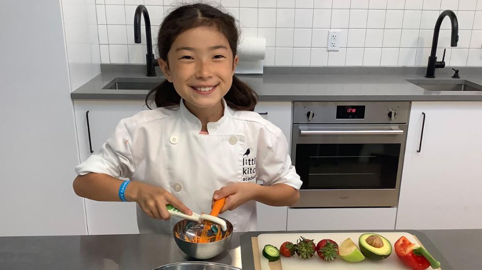 Little Kitchen Academy - Opening August 16