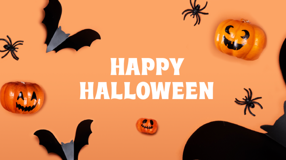 Halloween Event + Trick or Treating!