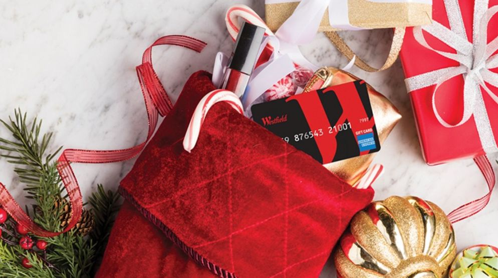 Purchase a Westfield Gift Card